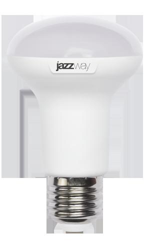 Купить Лампа светодиодная Jazzway PLED-SP R63 11w 3000K E27 230/50 теплый-белый