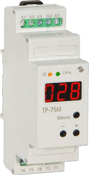 Купить Температурное реле ТР-75М, -40...+125 град.С, без датчика, Реле и Автоматика