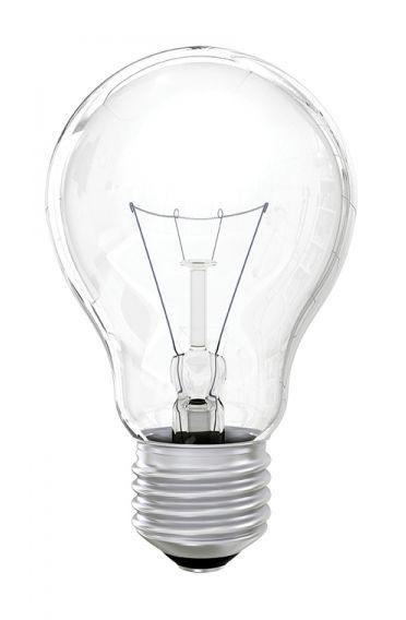 Купить Лампа накаливания Онлайт OI-A-95-230-E27-CL/71664 95Вт 230В прозрачная, ОНЛАЙТ