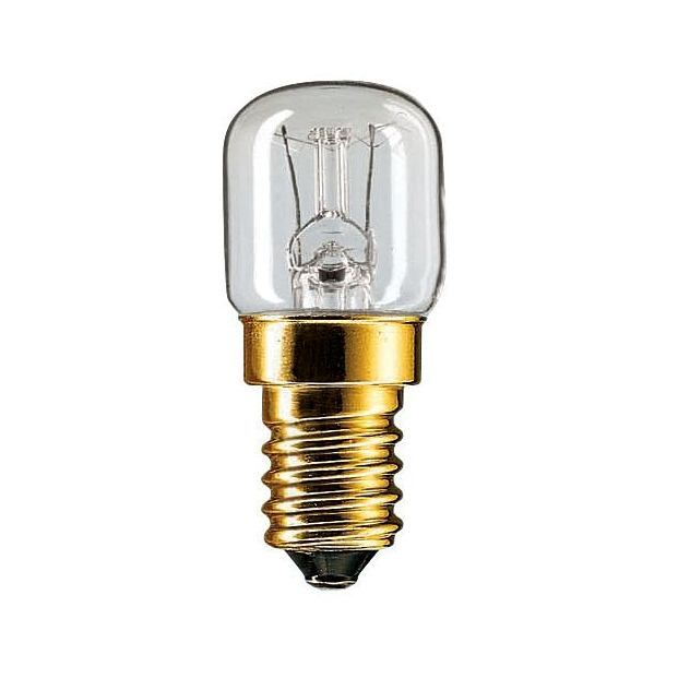 Купить Лампа накаливания Philips App 15W E14 230-240V T22 OV 1CT/10x10F для духовых шка