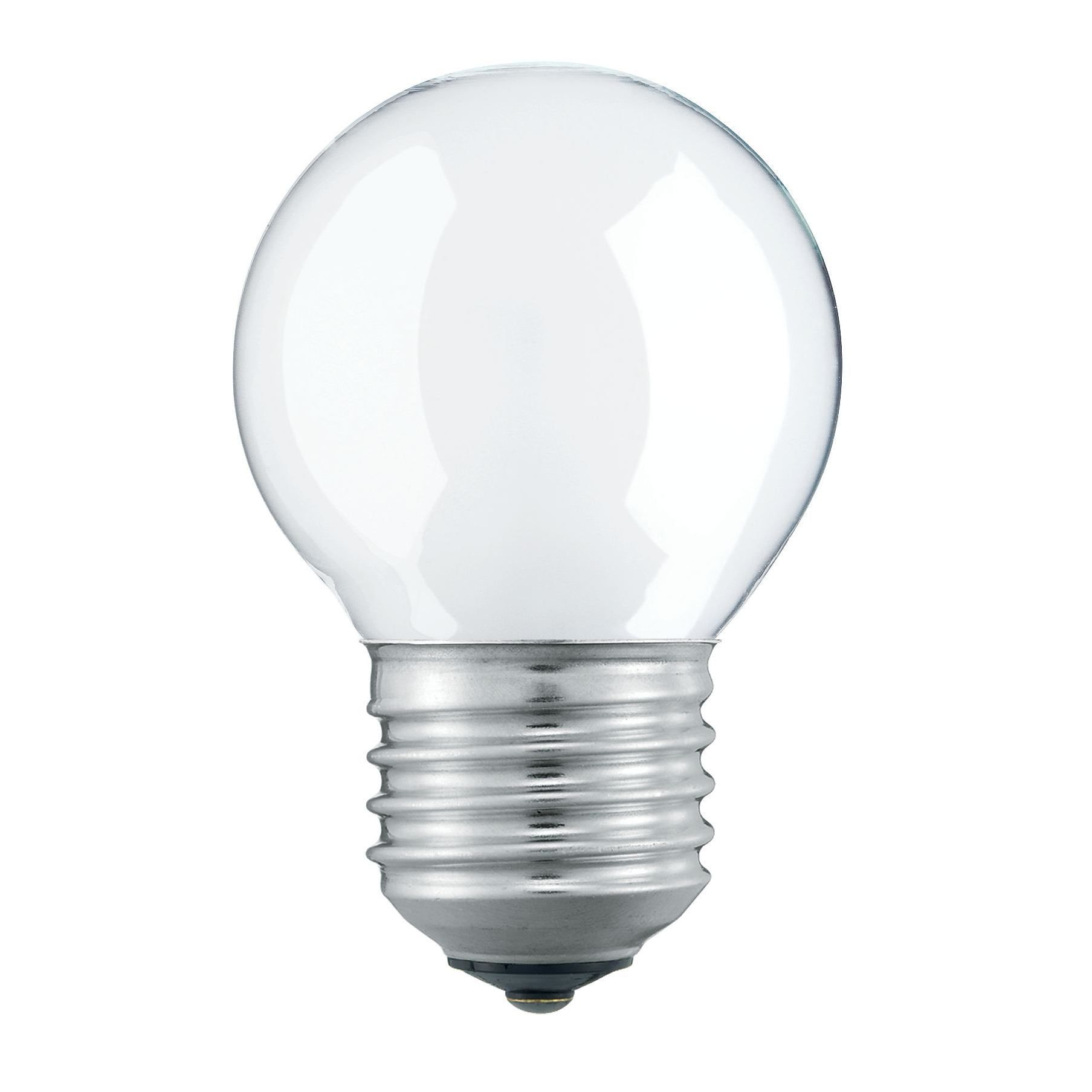 Купить Лампа накаливания Philips Stan 60W E27 230V P45 FR 1CT/10X10F матовая