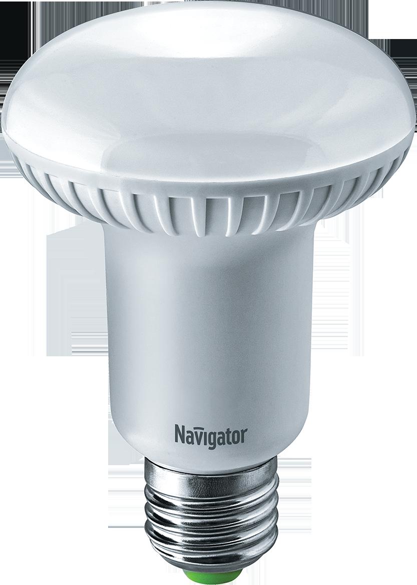 Купить Лампа светодиодная Navigator NLL-R80-12-230-4K-E27/94336 12Вт 230В холодный-белы