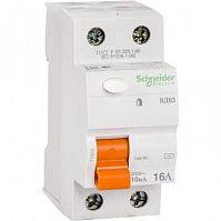 Купить Дифференциальный автомат 1пол.+N 16А 10мА 4, 5kA Domovoy Schneider Electric