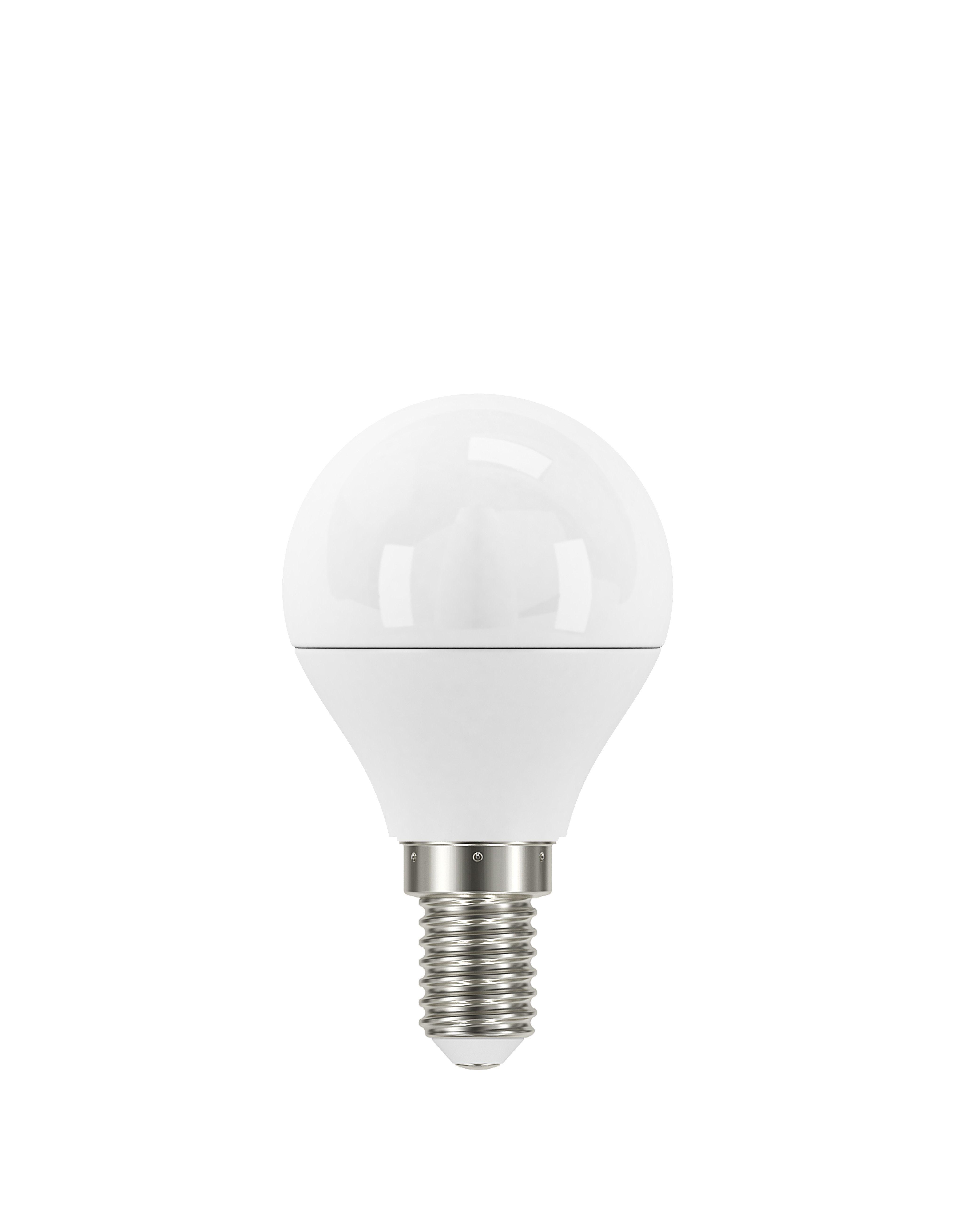 Купить Лампа светодиодная Osram LS CLP40 5, 4W/830 230VFR E14 10X1RUOSRAM теплый-белый, Osram Ledvance