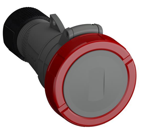 Купить Розетка силовая переносная 3P+N+E 16A IP67 ABB Easy&Safe
