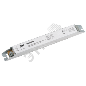 Купить Электронный пускорегулирующий аппарат ЭПРА ЛЛ 2х18 встраиваемый IEK, Китай