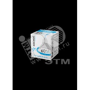 Купить Лампа LED 7.5Вт 220В GU5.3 D50х45 белый MR16 600лм КОСМОС, Космос, Китай