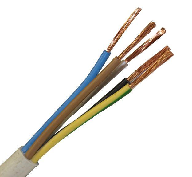 Купить Провод соединительный ПВС 5х0.75 мм кв. [соответ. ГОСТ], РТ-Кабель (RT-KABEL)