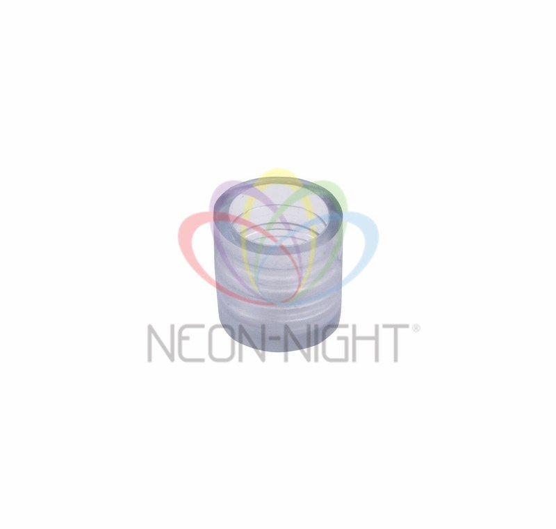 Купить Заглушка для дюралайта 13 мм DL-2W-3W-6 Neon-Night