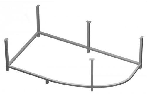 Купить Cersanit Nano 140 рама для ванны в комплекте со сборочным пакетом K-RW-NANO*140, Польша