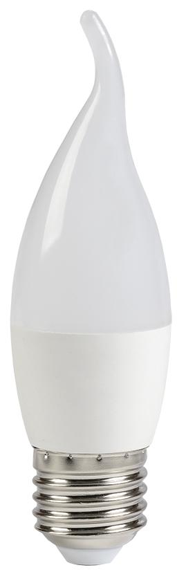 Купить Лампа светодиодная IEK ECO LLE-CB35-7-230-30-E27 7Вт 230В свеча на ветру, теплый, IEK (ИЭК)