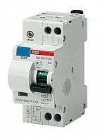 Купить Дифференциальный автомат 1-пол+N 20A с 30mA тип АC 4.5kA ABB DSH941R