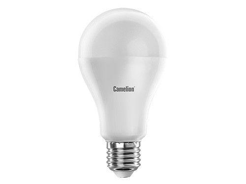 Купить Лампа светодиодная Camelion LED15-A65/830/E27 15Вт 230В теплый-белый