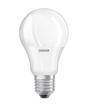 Лампа светодиодная Osram LEDSCLA75 9W/840 230VFR E27 FS1 нейтральный-белый, Osram Ledvance  - Купить