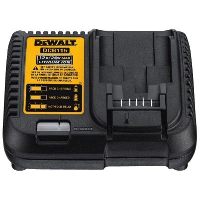 Купить Зарядное Устройство Dewalt Dcb115-Qw Для Dewalt Dcd700C2 Laka, Dcd710C2 Laka, Dc