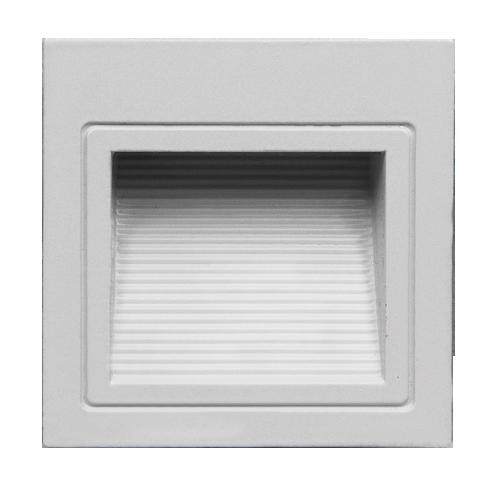 Купить Светильник встраиваемый LED Jazzway PWS/R S8484 3w 4000K IP20 бел