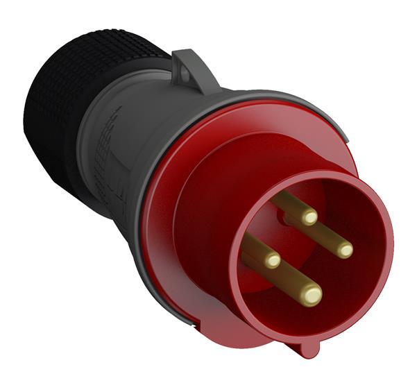 Купить Вилка силовая переносная 3P+E 32A IP44 ABB Easy&Safe