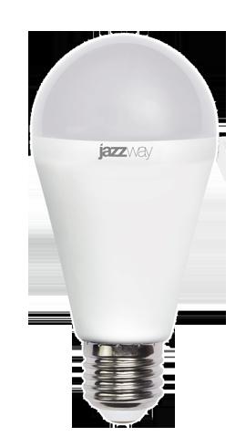 Купить Лампа светодиодная Jazzway PLED-SP A60 18w 3000K E27 230/50 теплый белый