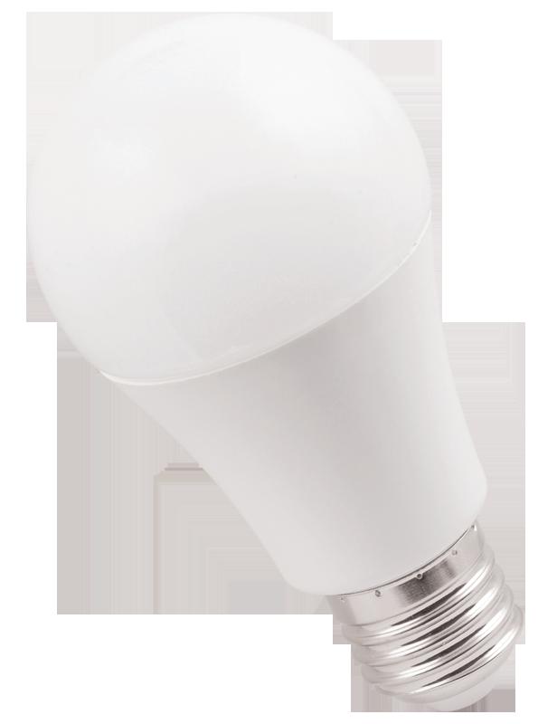 Купить Лампа светодиодная IEK ECO LLE-A60-7-230-40-E27 7Вт 230В холодный-белый, IEK (ИЭК)