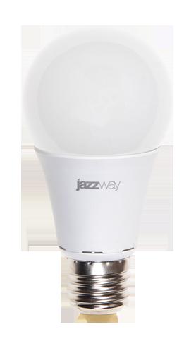 Купить Лампа светодиодная Jazzway PLED- ECO- A60 11w E27 3000K 880Lm 220V теплый-белый