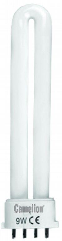 Купить Лампа люминесцентная Camelion FPL 9W 2G7 6400K 4-штыр. 2G7 U 9Вт дневной свет