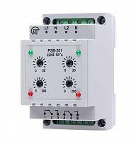 Купить Реле времени двухканальное РЭВ-201 (задержка на вкл.) 0-220с 220В АС, Новатек-Электро