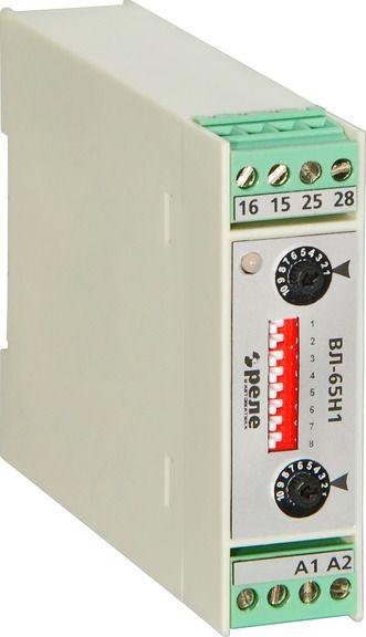Купить Реле времени ВЛ-65Н1 24...220В AC/DC Реле времениРеле и Автоматика