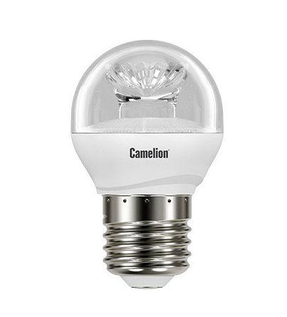Купить Лампа светодиодная Camelion LED6.5-G45-CL/845/E27 6.5Вт 230В Е27 холодный-белый