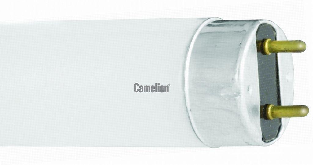 Купить Люминесцентная лампа Camelion FT8-36W/ BIO Т8 (d26) 1200мм 36Вт G13