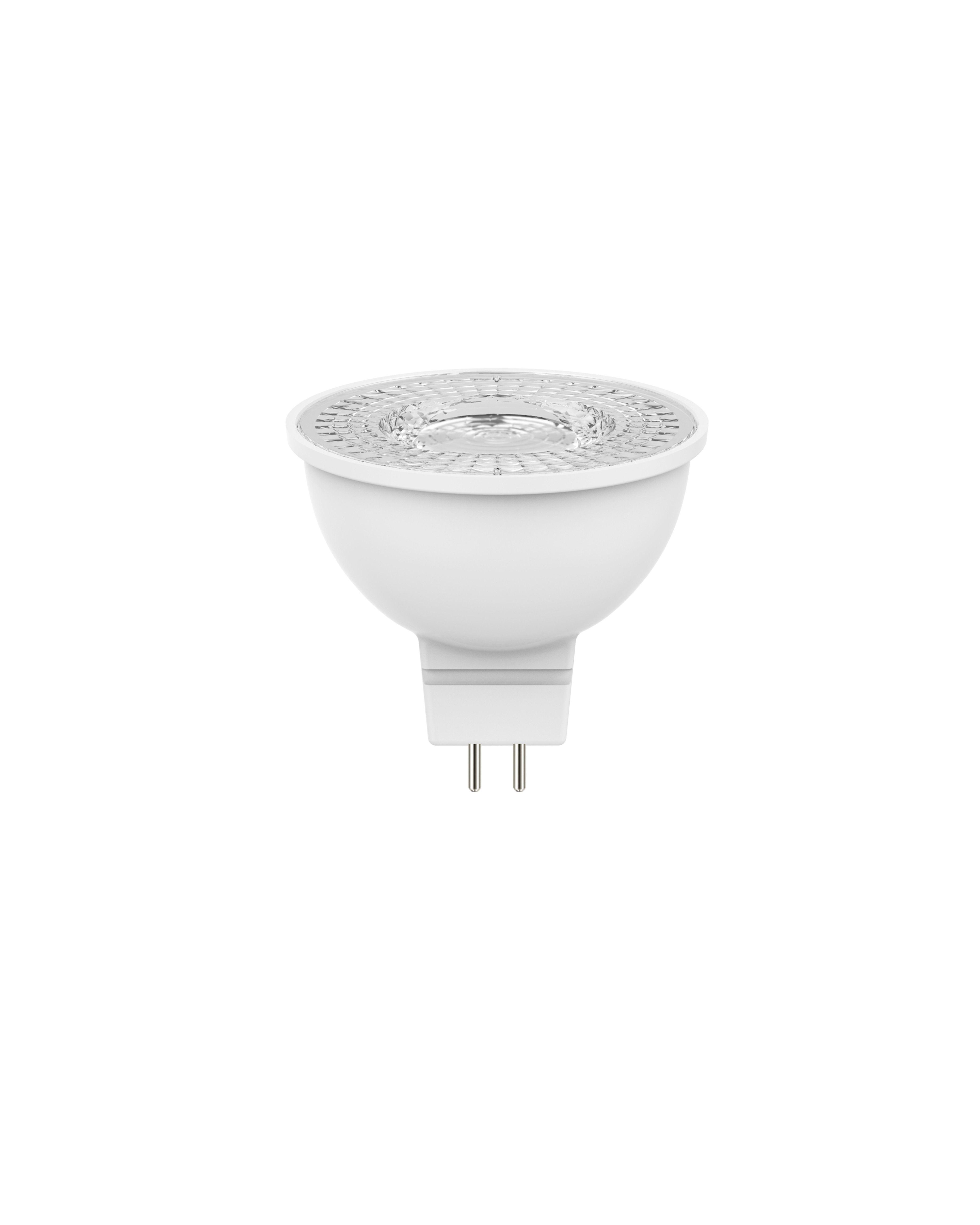 Купить Лампа светодиодная Osram LSMR1650110 4, 2W/830230VGU5.310X1RUOSRAM теплый-белый, Osram Ledvance