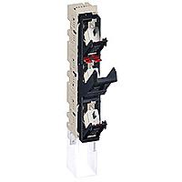 Купить Рубильник 3-полюсный откидной Schneider Electric под предохранители 160А ISFL160