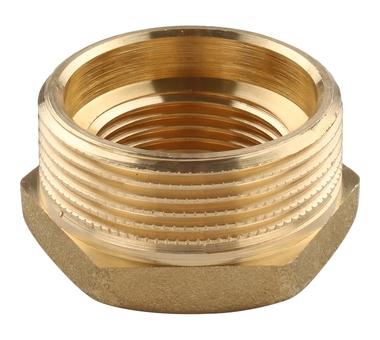 Купить Футорка НВ 1 1/2х1 для стальных труб резьбовой TIEMME 1500075(1581G000806), Италия