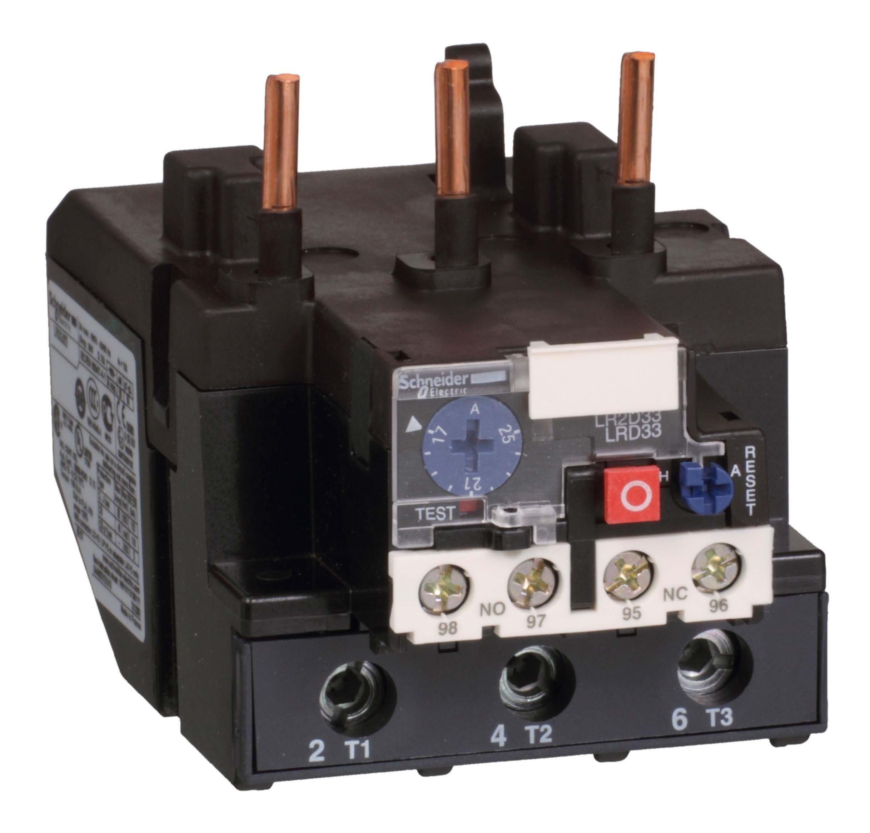 Купить Реле тепловое 37...50А для контактора Е50-Е95 Тепловые реле для Tesys E Сер, Schneider Electric