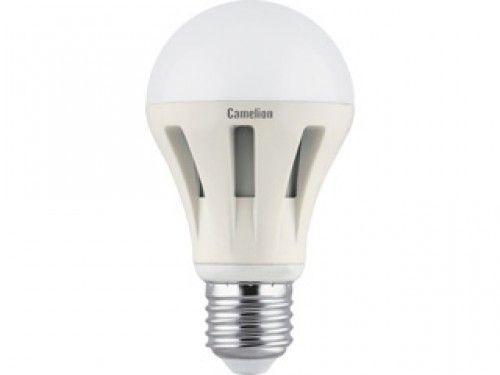 Купить Лампа светодиодная Camelion LED12-A60/845/E27 12Вт 230В холодный-белый