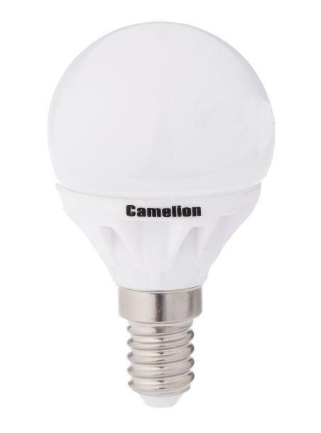 Купить Лампа светодиодная Camelion LED3-G45/830/E14 3Вт 230В Е14 теплый-белый