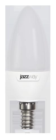 Купить Лампа светодиодная Jazzway PLED-SP C37 9w E14 3000K 820Lm 23 свеча теплый-белый