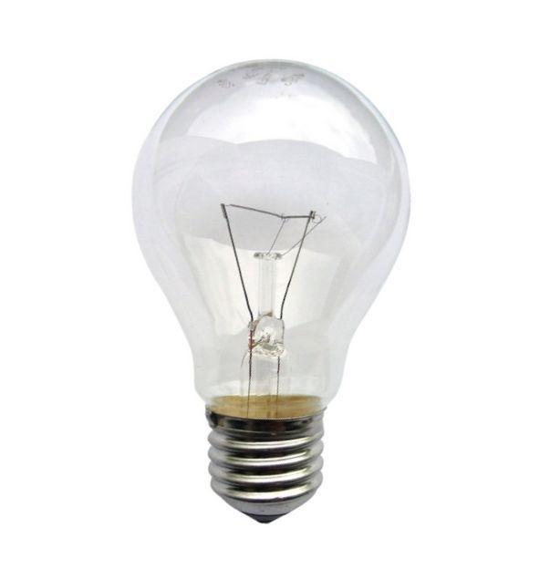Купить Лампа накаливания Лисма Б 225-235-25-2 25Вт 230В прозрачная